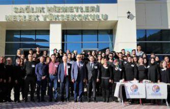 GÜ'de Dünya Diyabet Günü kutlandı