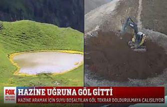 Gümüşhane STK'larından Dipsiz Göl açıklaması