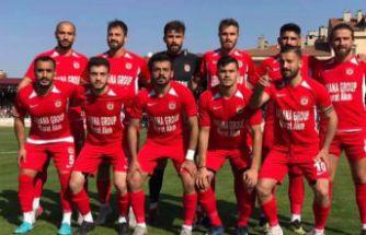 Kelkit, Nevşehir'den galibiyetle döndü: 1-0