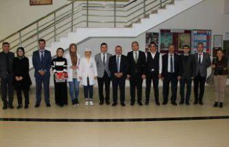 KYK Genel Müdür Yardımcısı öğrencilerle buluştu