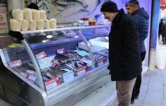 Balık fiyatları beyaz eti solladı