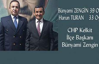CHP'nin kongreleri Kelkit'le başladı
