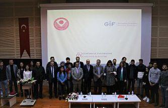 GÜ'de 'İletişim Buluşmaları' etkinliği