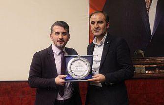 Gümüşhane sportif yetenek taramasında Türkiye ikincisi oldu