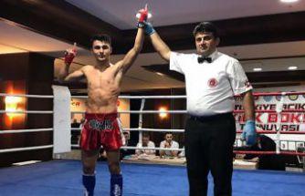 Serdar Şayık Türkiye Şampiyonu oldu