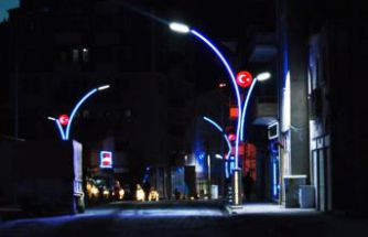 Torul'da üst yapı ve ışıklandırma çalışmalarında sona gelindi