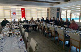Türk Sağlık-Sen istişare toplantısında buluştu