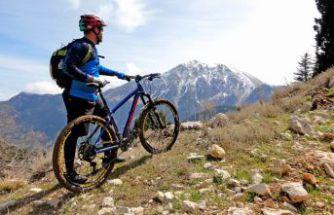 Ulusal dağ bisiklet yarışları Gümüşhane'de yapılacak