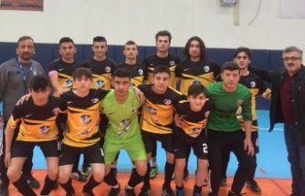 Gümüşhane Lisesi Türkiye yarı finallerinde