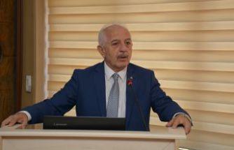 Başkan Akçay'dan işletmelere kısa çalışma ödeneği çağrısı