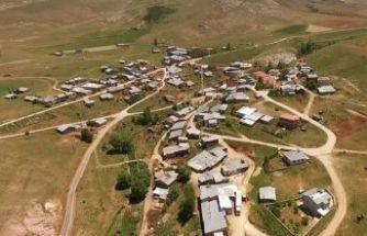 Gümüşhane'de bir köy daha karantinaya alındı