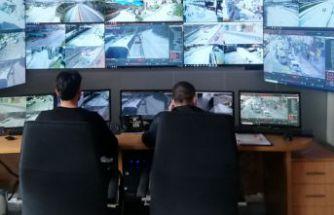 Gümüşhane'de park ihlallerine kamera tespitli ceza işlemi başladı