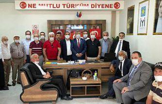 İYİ Parti Şiran kongresi yapıldı