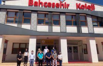 Bahçeşehir'e önemli ziyaret