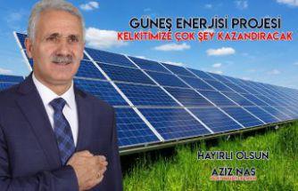 Kelkit Belediyesi kendi elektriğini üretecek