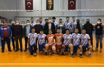 Torul Gençlik galibiyetle tanıştı: 3-1