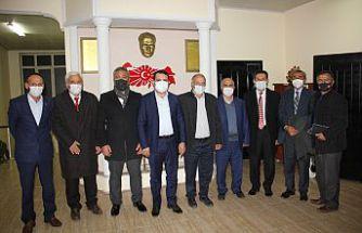 Köse'de tarihi toplantı