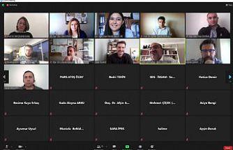 'Pandemi ve İSG' etkinliği çevrimiçi gerçekleştirildi