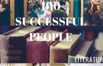 100 SUCCESSFUL PEOPLE e-Twinning projesi sona erdi