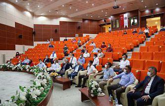 Gıda sektörü-Akademisyen toplantısı gerçekleştirildi