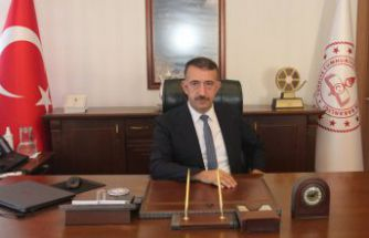 Bursa'ya Gümüşhaneli Milli Eğitim Müdürü