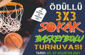 Semt Sahalarında Basketbol Turnuvası düzenlenecek