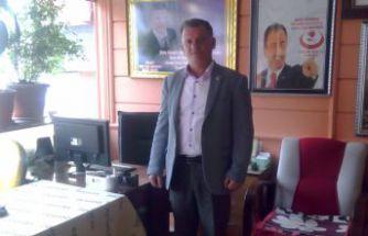 BBP Kelkit İlçe Başkanı Recai Demir partisinden istifa etti