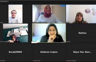 Üniversiteden kadın girişimcilere eğitim