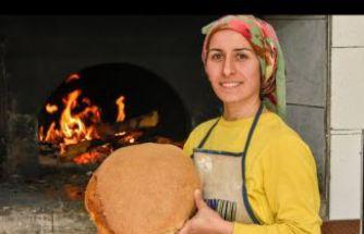 Bu köy buram buram ekmek kokuyor