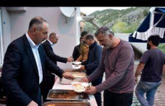 Geçit köyünde iftar geleneği