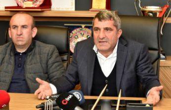 Karagöz'den hem taraftarlara hem de emniyete sağduyu çağrısı