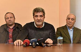 Son Dakika: Kurban Karagöz istifa etti