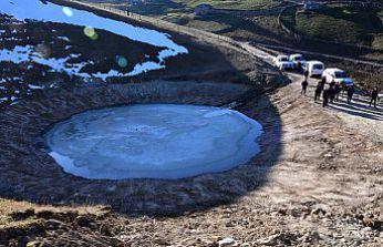 İşte Dipsiz Göl'ün son hali