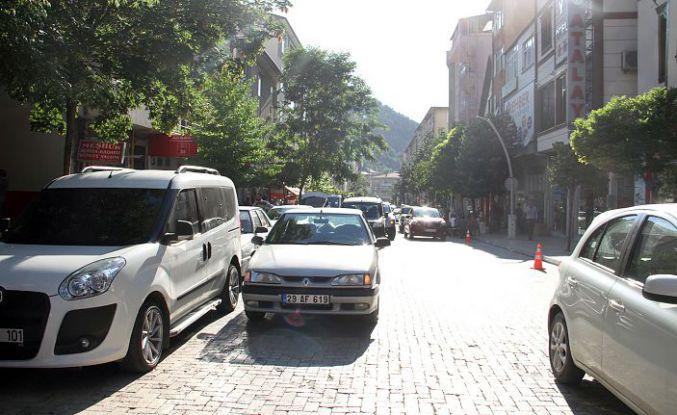 Atatürk ve Cumhuriyet Caddelerinde yeni düzenleme