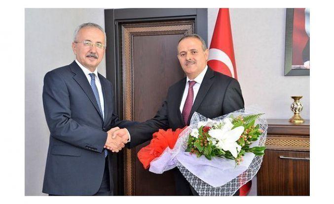 Zonguldak'a Gümüşhaneli Orman Bölge Müdürü