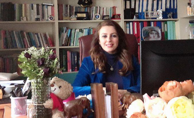 Alanında Türkiye'nin en genç kadın doçenti bir Gümüşhaneli