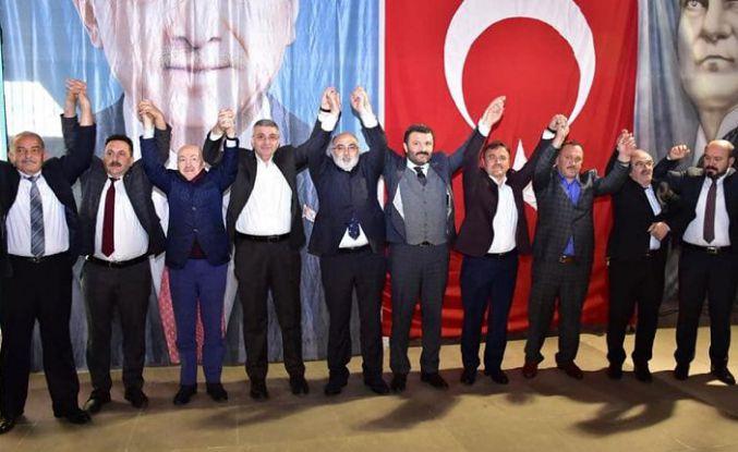 AK Parti Torul'da aday ve proje tanıtım toplantısı yapıldı