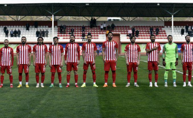 Gümüş Ankara'dan puansız dönüyor: 0-1