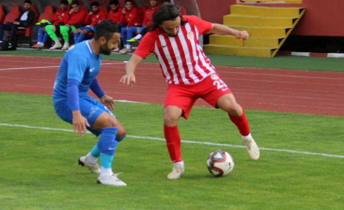 Gümüş sahasındaki son maçta farklı mağlup oldu: 1-4