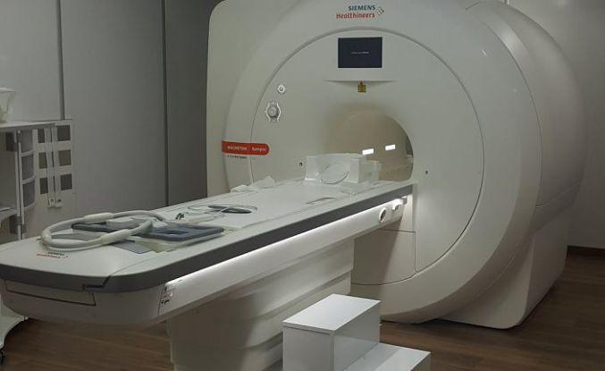 Yeni MR Cihazı Hizmet Vermeye Başladı