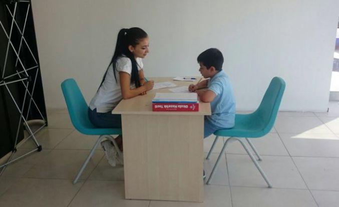Bahçeşehir'den ilkokula başlayacak öğrencilere ücretsiz test