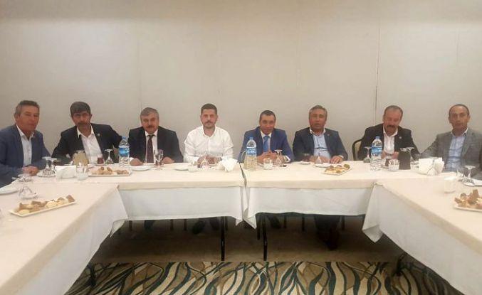 Belediye Başkanları Durmuş'a desteğini açıkladı