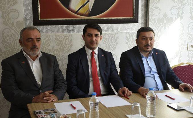 SP Genel Başkan Yardımcısı Aydın Gümüşhane'de