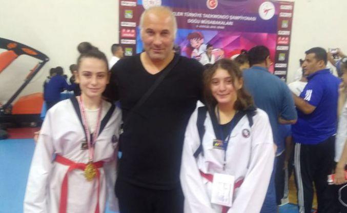 Taekwando da Türkiye Şampiyonu Gümüşhaneli