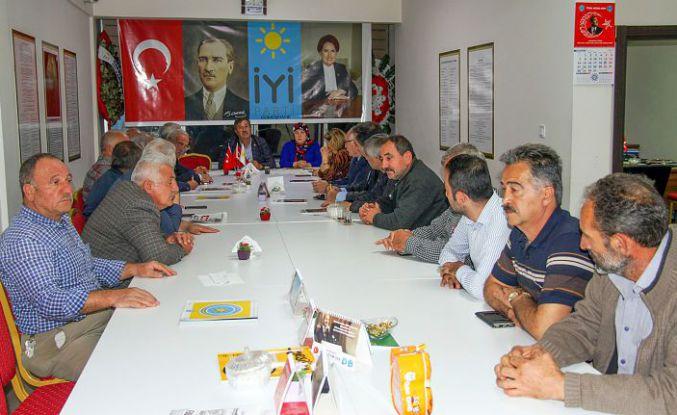 İYİ Parti'de yeni yönetim belirlendi