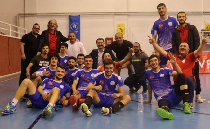 Torul Gençlik, Cizre'yi de aştı: 3-1
