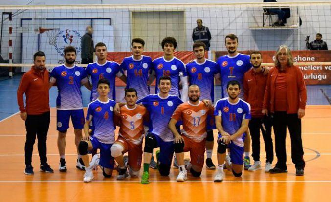 Torul Gençlik devreyi galibiyetle tamamladı: 3-0