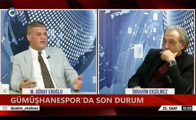 Başkan Eroğlu: Birlik olalım bu takım ligde kalsın