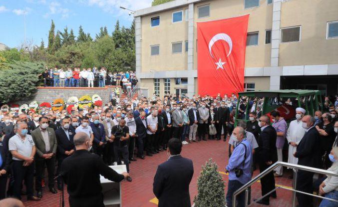 Canlı için ilk tören İstanbul'da yapıldı