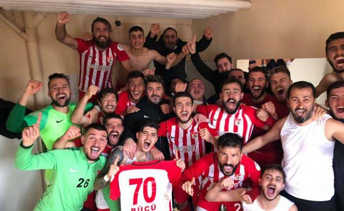Kaplanlar Aksaray'ı da aştı: 1-0